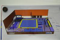 Das modernisierte Leistungszentrum auf einen Blick